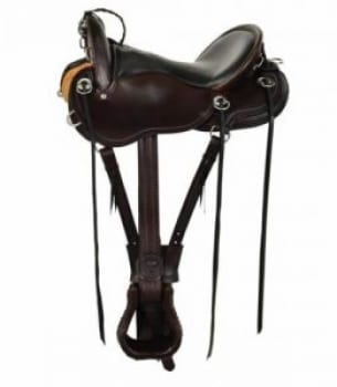 Cascade Crossover Saddle – IN STOCK – 16″ Seat Call for best Price!