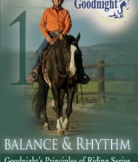 Goodnight's Principles of Riding, vol. 1: Balance & Rhythm (DVD)