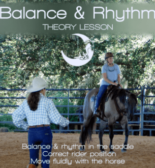 Private Lessons: Balance & Rhythm Theory Lesson (MP3)