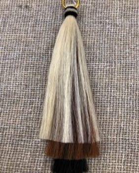 Triple Mule Horse Hair Shoo-fly