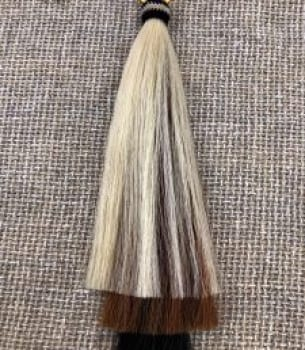 Triple Mule Horse Hair Shoo-fly
