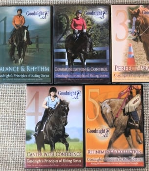 Principles of Riding DVD Set