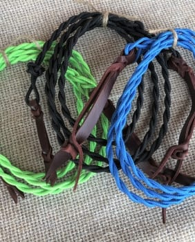 Neck Rope for Bridle-less Riding