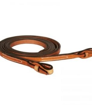 Goodnight's Split Leather Reins
