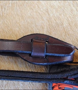 Goodnight's Split Leather Reins