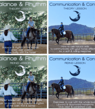 Audio Lesson Bundle: Listen While You Ride with Julie Goodnight