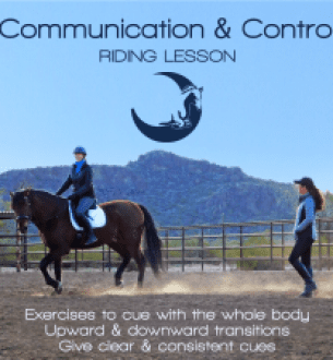 Private Lessons:  Communication & Control-Listen as You Ride (MP3)