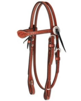 Monarch, Wind River, Teton, Headstall 0269-11