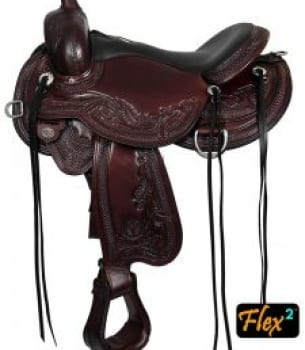 Wind River Trail Saddle #1750 In Stock Saddles – 16″ seat Call for Best Price!