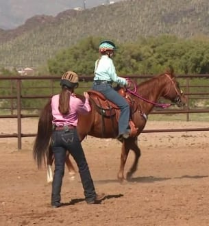 All Four Private Audio Lessons – Listen While You Ride with Julie Goodnight